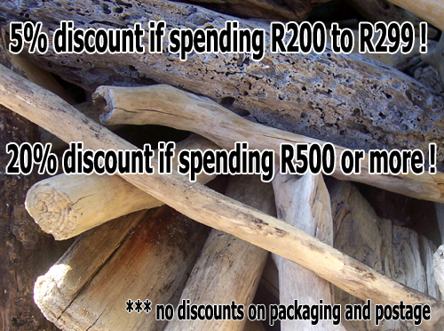 discounts on driftwood prices