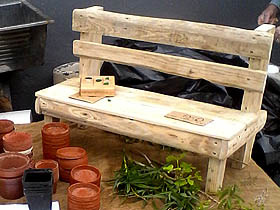 pallet wood DIY projects