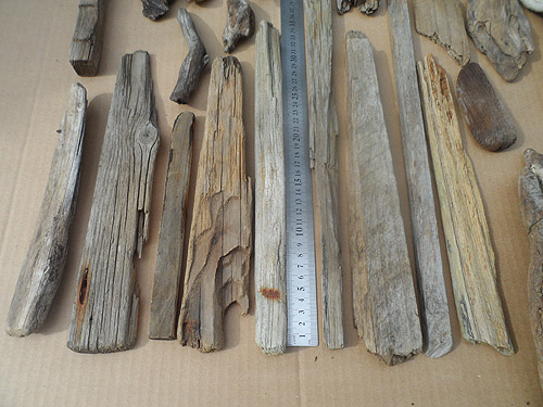 driftwood lot 170419B - upright